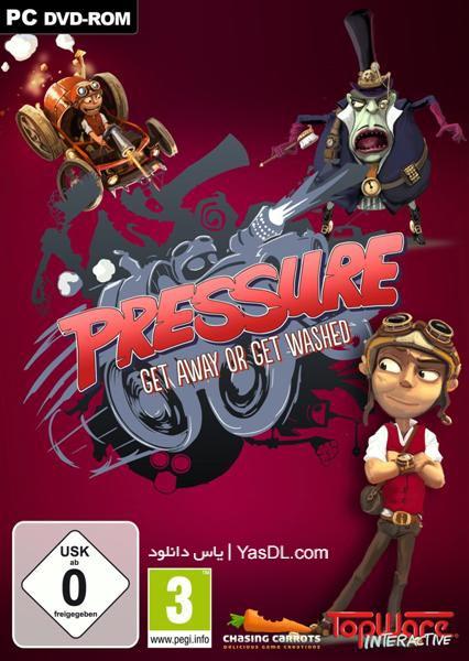 دانلود بازی Pressure 2013 نسخه کم حجم برای PC