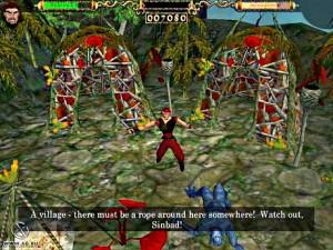 دانلود بازی سندباد   نسخه ی کم حجم بازی Sindbad برای PC