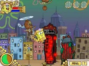 دانلود بازی باب اسفنجی SpongeBob And The Clash Of Triton برای PC