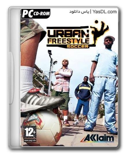 دانلود بازی فوتبال خیابانی  دانلود بازی Urban Freestyle Soccer برای کامپیوتر