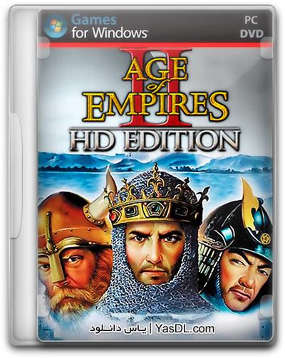 دانلود بازی Age of Empires II HD برای PC