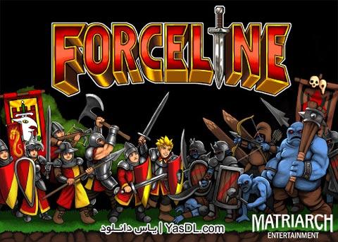 دانلود بازی Forceline   بازی کم حجم و اعتیادآور برای PC