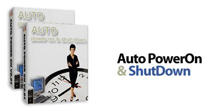 دانلود Auto PowerOn & ShutDown  نرم افزار خاموش و روشن کردن خودکار کامپیوتر