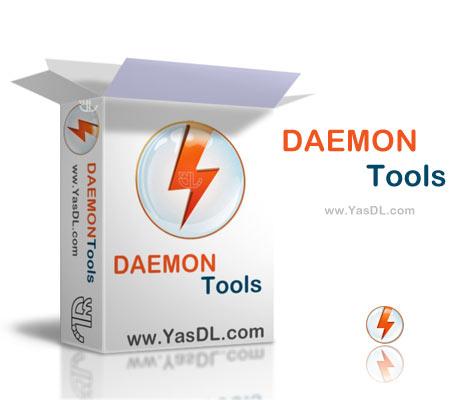 دانلود DAEMON Tools Pro Advanced 5.5.0.0388   نرم افزار ساخت درایو مجازی