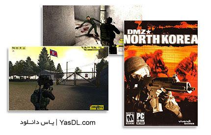 دانلود بازی IGI 3 DMZ North Korea برای کامپیوتر
