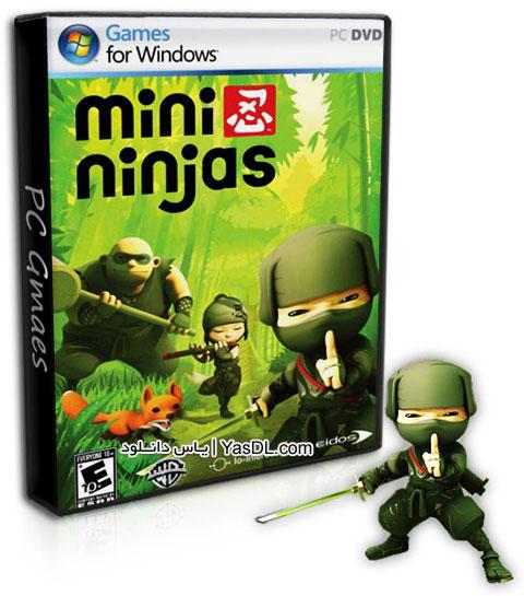 دانلود بازی Mini Ninjas برای کامپیوتر