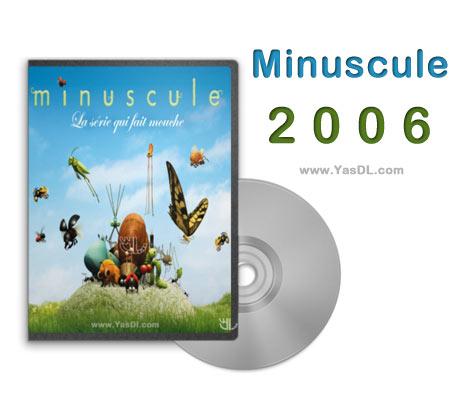 دانلود انیمیشن Minuscule 2006   زندگی حشرات
