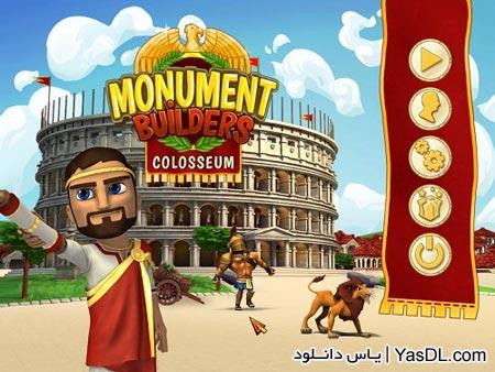دانلود بازی Monument Builders 5 Colosseum برای کامپیوتر