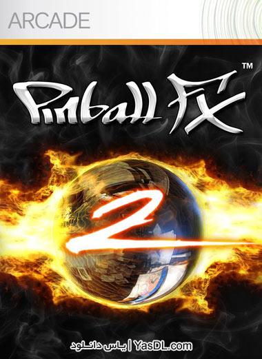 دانلود بازی Pinball FX2 2013 برای کامپیوتر