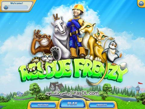 دانلود بازی Rescue Frenzy برای کامپیوتر