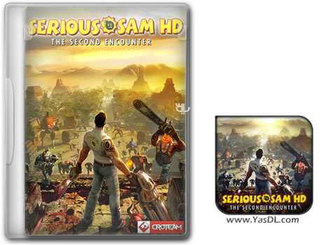 دانلود بازی Serious Sam 2 The Second Encounter برای PC