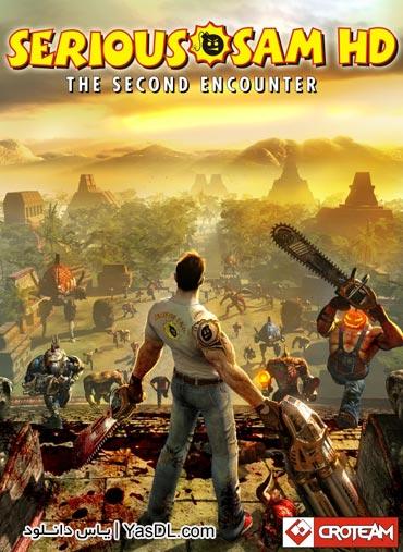 دانلود بازی Serious Sam 2 The Second Encounter برای کامپیوتر