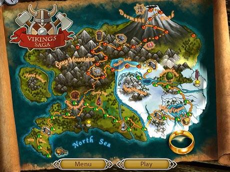 دانلود بازی Viking Saga برای کامپیوتر