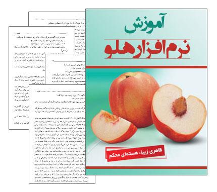 دانلود کتاب آموزش نرم افزار حسابداری هلو با فرمت PDF