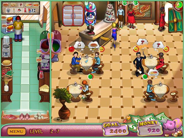 Lovely kitchen - Jeu de cuisine virtuel ...