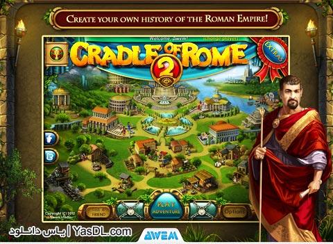 دانلود بازی Cradle Of Rome 2 برای کامپیوتر