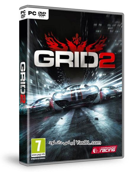 دانلود بازی GRID 2 برای کامپیوتر