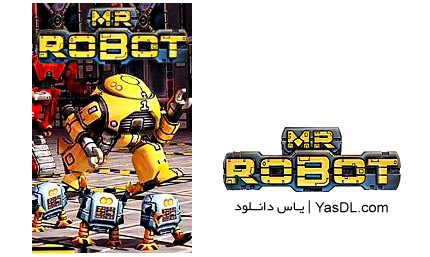 دانلود بازی Mr Robot - بازی کم حجم آقای ربات