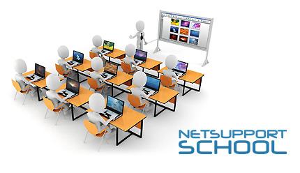 دانلود NetSupport School Professional 11.41.19 - نرم افزار مدیریت کلاس درس