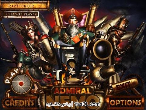 دانلود بازی Admiral Nemo برای کامپیوتر