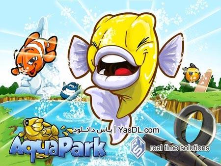 دانلود بازی کم حجم Aqua Park Tycoon برای کامپیوتر