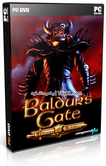دانلود بازی Baldurs Gate Enhanced Edition برای PC