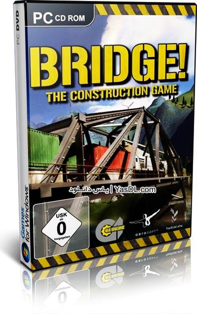 دانلود بازی پل سازی کم حجم Bridge the Construction Game برای کامپیوتر