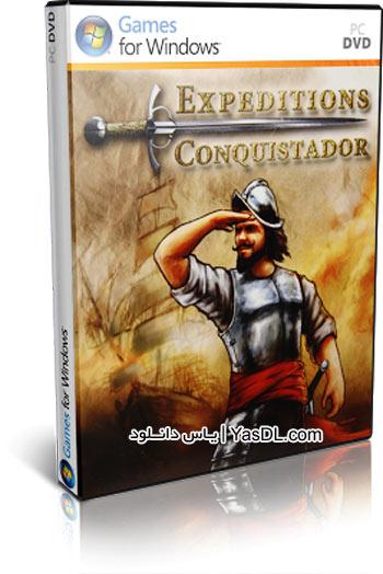 دانلود بازی Expeditions Conquistador برای کامپیوتر
