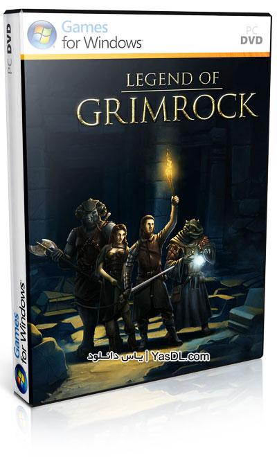 دانلود بازی Legend of Grimrock برای کامپیوتر