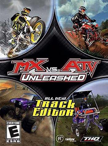 دانلود بازی MX vs ATV Unleashed برای کامپیوتر