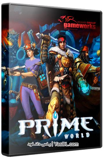 دانلود بازی Prime World Defenders برای کامپیوتر