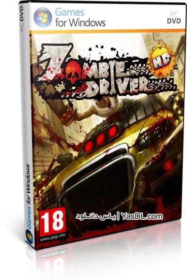 دانلود بازی Zombie Driver برای PC