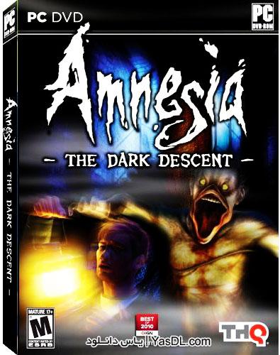 دانلود بازی Amnesia: The Dark Descent برای کامپیوتر