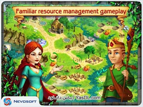 دانلود بازی Druid Kingdom برای کامپیوتر