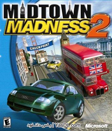 دانلود بازی Midtown Madness 2 برای کامپیوتر