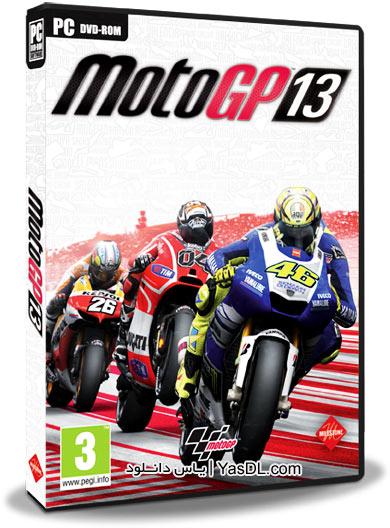 دانلود بازی MotoGP 13 برای کامپیوتر