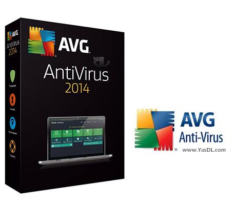 دانلود AVG Antivirus Pro 2015 15.0 x86/x64 آنتی ویروس ای وی جی