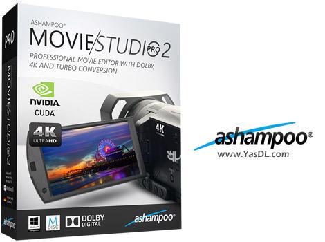 دانلود Ashampoo Movie Studio Pro 2.0.9.7 - نرم افزار ویرایش حرفه ای فیلم