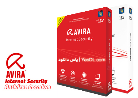 دانلود Avira Antivirus Pro / Internet Security 2013 Final