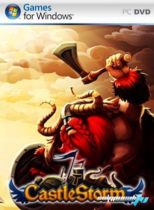 دانلود بازی CastleStorm برای PC