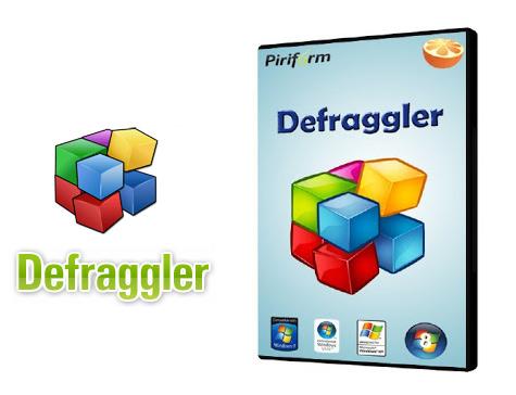 دانلود Defraggler Professional + Portable - نرم افزار یکپارچه سازی هارد دیسک
