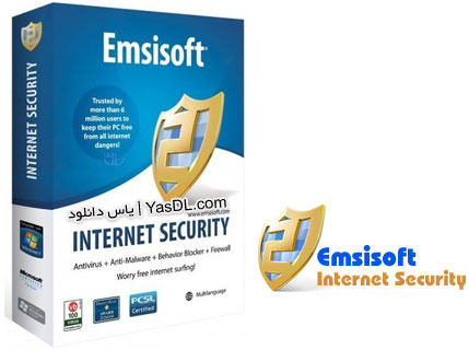 دانلود Emsisoft Internet Security Pack 8.0.0.10