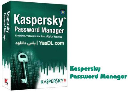 دانلود نرم افزار ساخت پسورد Kaspersky Password Manager 5.0.0.176