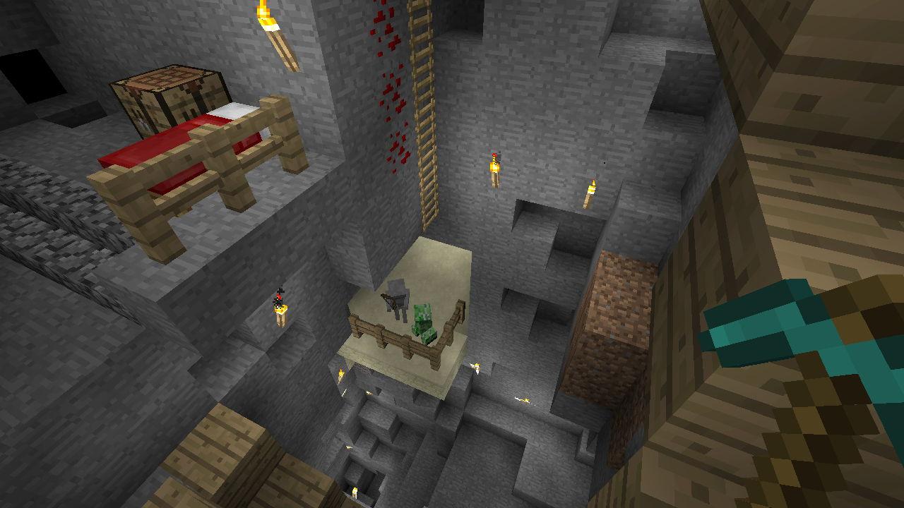 Minecraft 1110