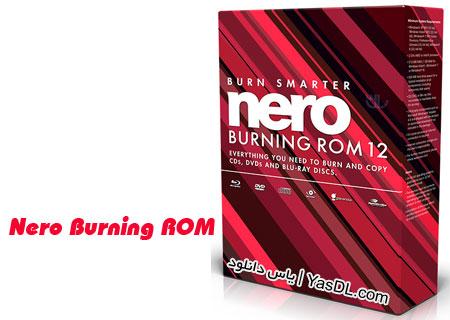 دانلود Nero Burning ROM 12.5.01300   نرم افزار نرو