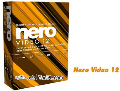 دانلود Nero Video v 12.5.01000   پلیر و ویرایشگر مالتی مدیا