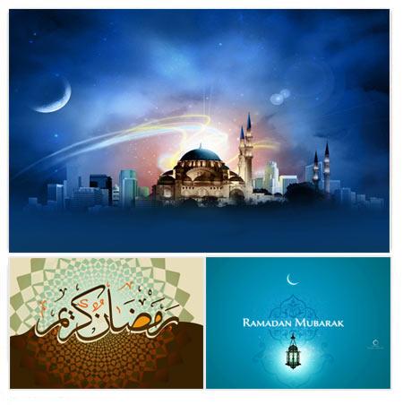 دانلود مجموعه والپیپر مخصوص ماه مبارک رمضان