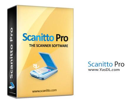 دانلود Scanitto Pro 3.8 + Portable - نرم افزار اسکن تصاویر و مدیریت اسکنر