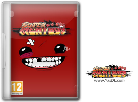 دانلود بازی Super Meat Boy Race Mode Edition برای PC