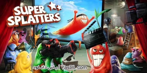 دانلود بازی Super Splatters 2013 برای کامپیوتر